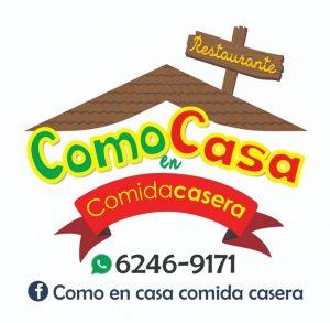Como En Casa - Comida Casera -Pérez Zeledón